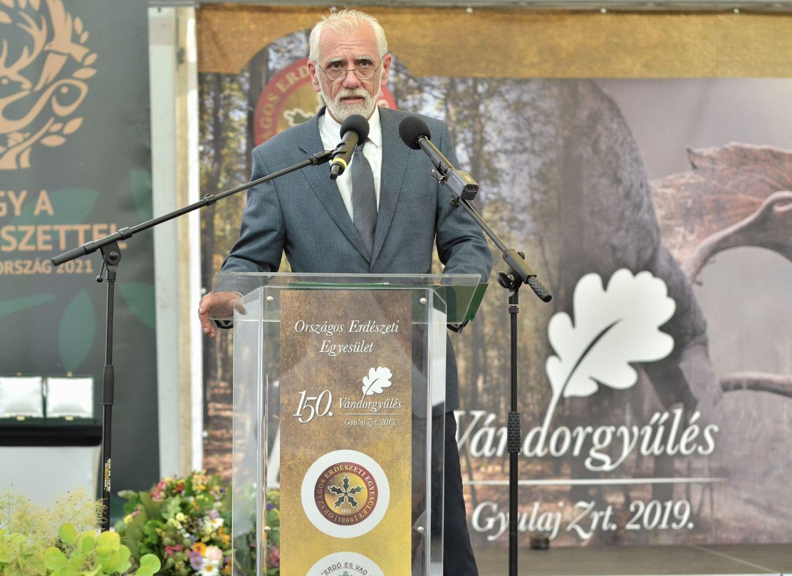 Luzsi József alelnök, NAK