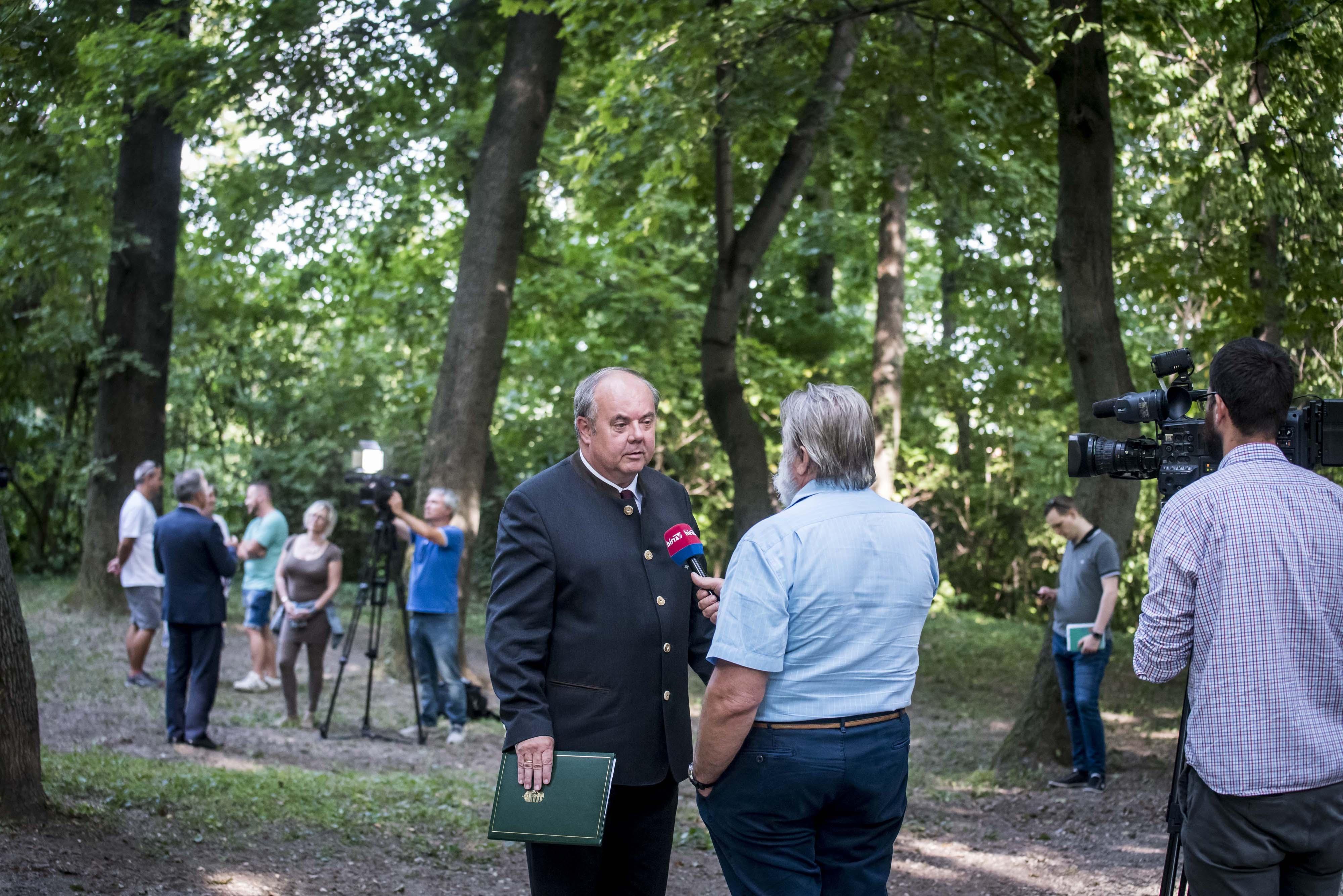 Erdőtelepítésre ösztönzi a magyar gazdákat a kormány