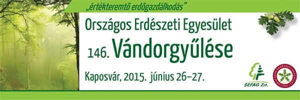 Indul a jelentkezés az OEE 146. Vándorgyűlésére