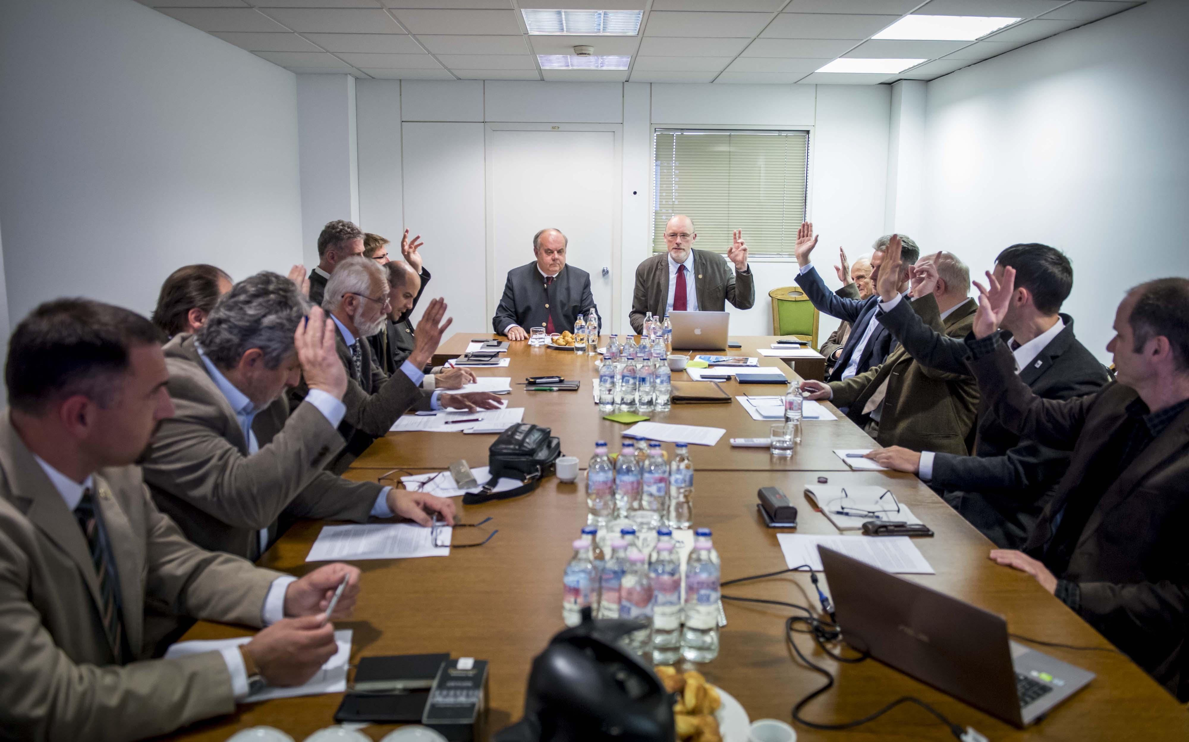Ülésezett az Országos Erdő Tanács