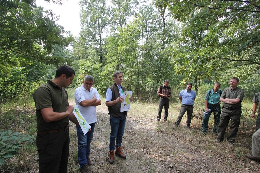 Természetvédelmi szakmai találkozóknak adott otthont a Pilisi Parkerdő