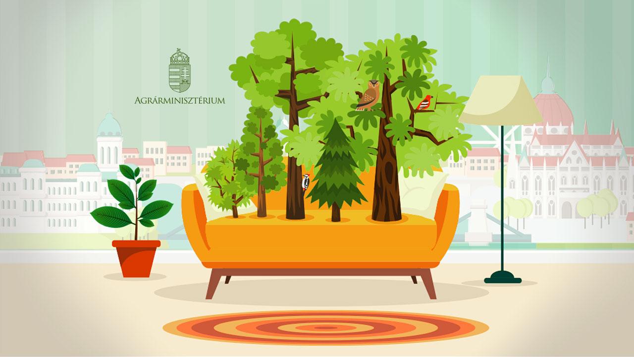Erdővarázs 2019 - Az erdő a belvárosba költözik!