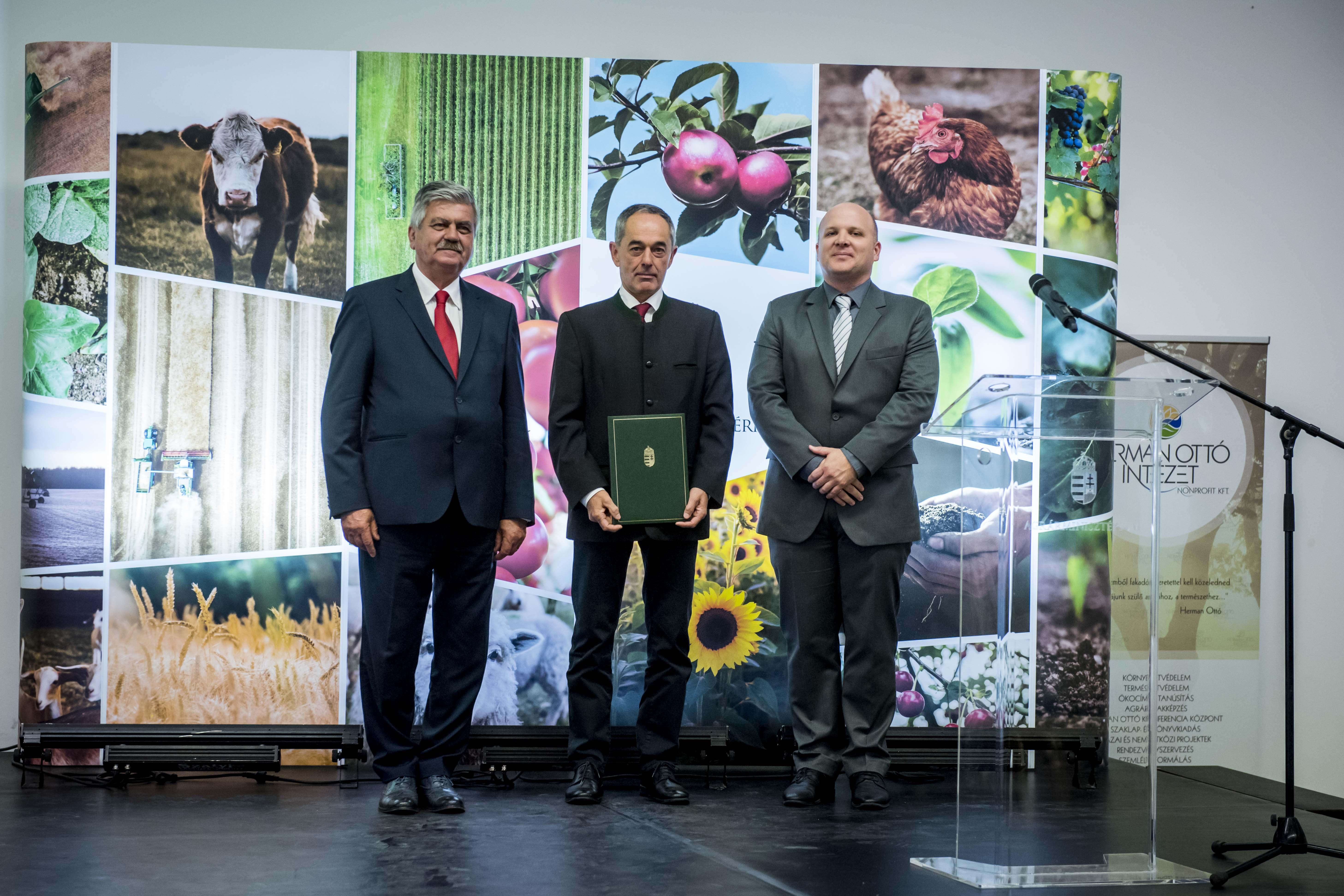 Megerősítette stratégiai partnerségét az Országos Erdészeti Egyesülettel az Agrárminisztérium