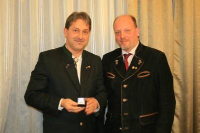 Kitüntetést kapott Antli István