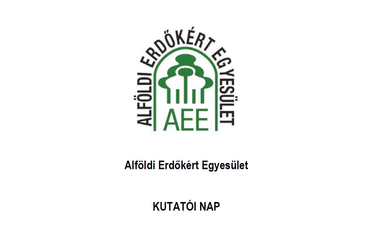 Megjelent az Alföldi Erdőkért Egyesület Kutatói Napjának tanulmánykötete - letölthető!