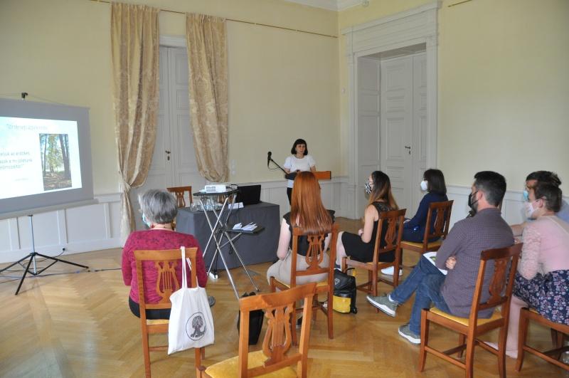 Változások az erdészeti szakképzésben - Az OEE Oktatási Szakosztály elnöke Fehérvárcsurgón