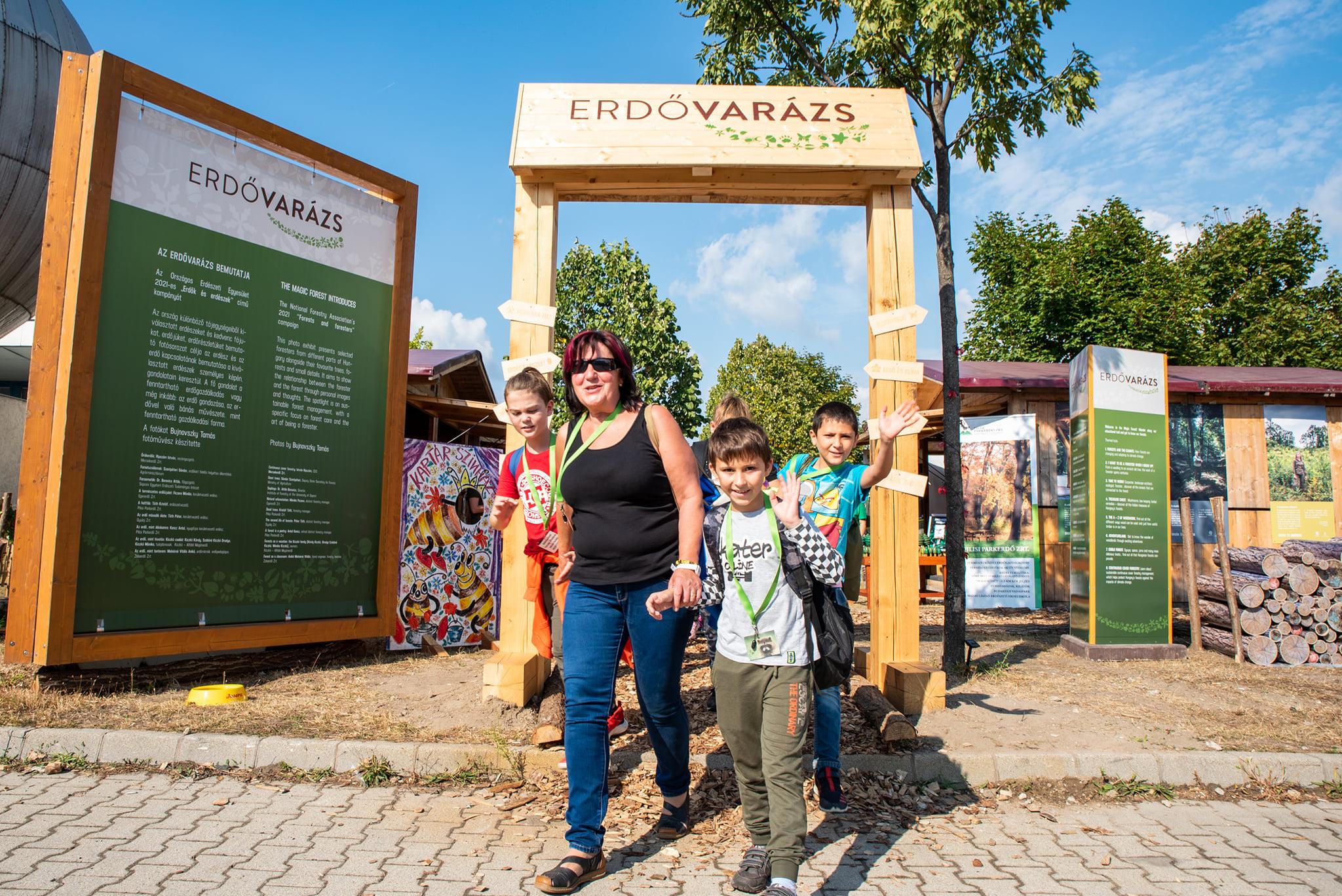 Az Erdővarázs az idén a Hungexpon a Vadászati Világkiállításon látogatható