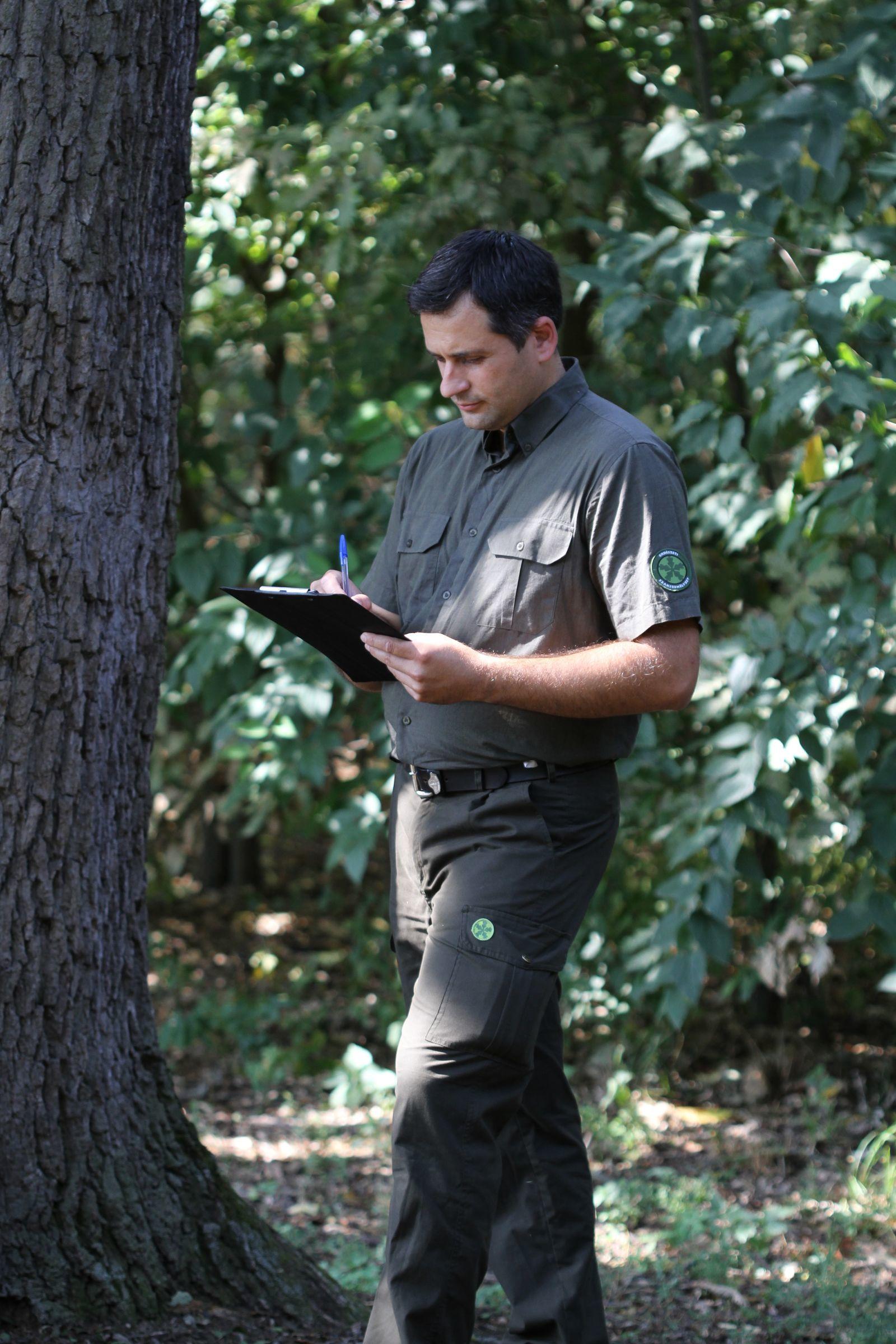 Erdőspusztáról lett az év erdésze