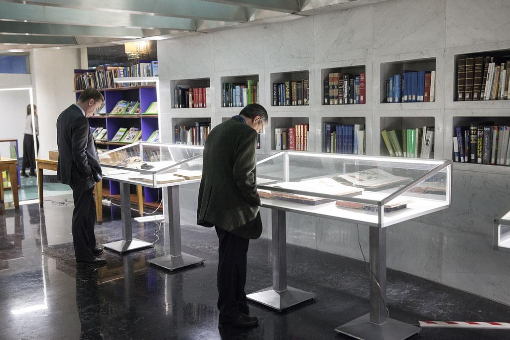 Majd hét évtizede nyílt meg a FAO szakkönyvtára  - egyesületi vonatkozások