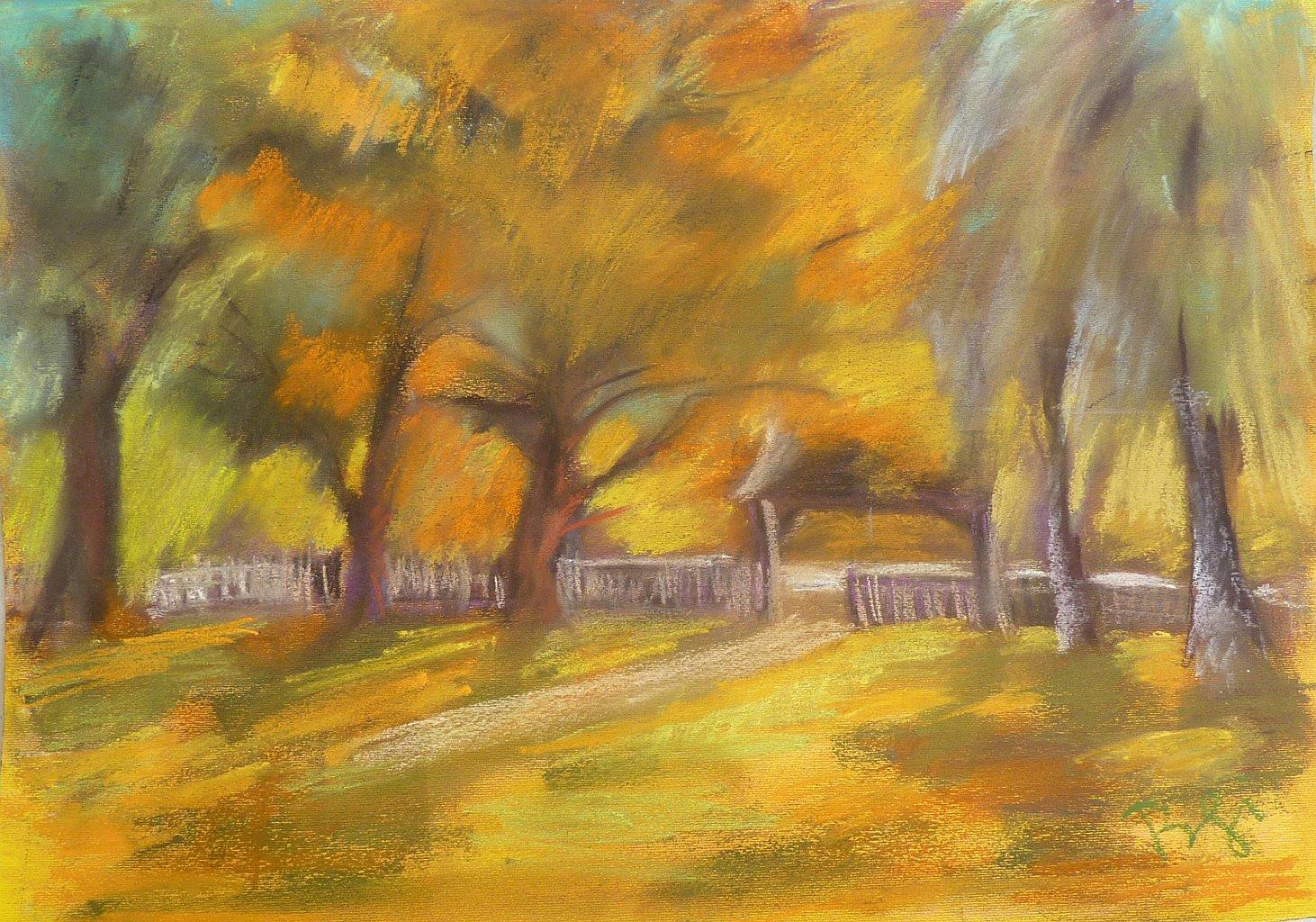 Aukciós festményvásár a Kecskeméti Arborétum fejlesztéséért