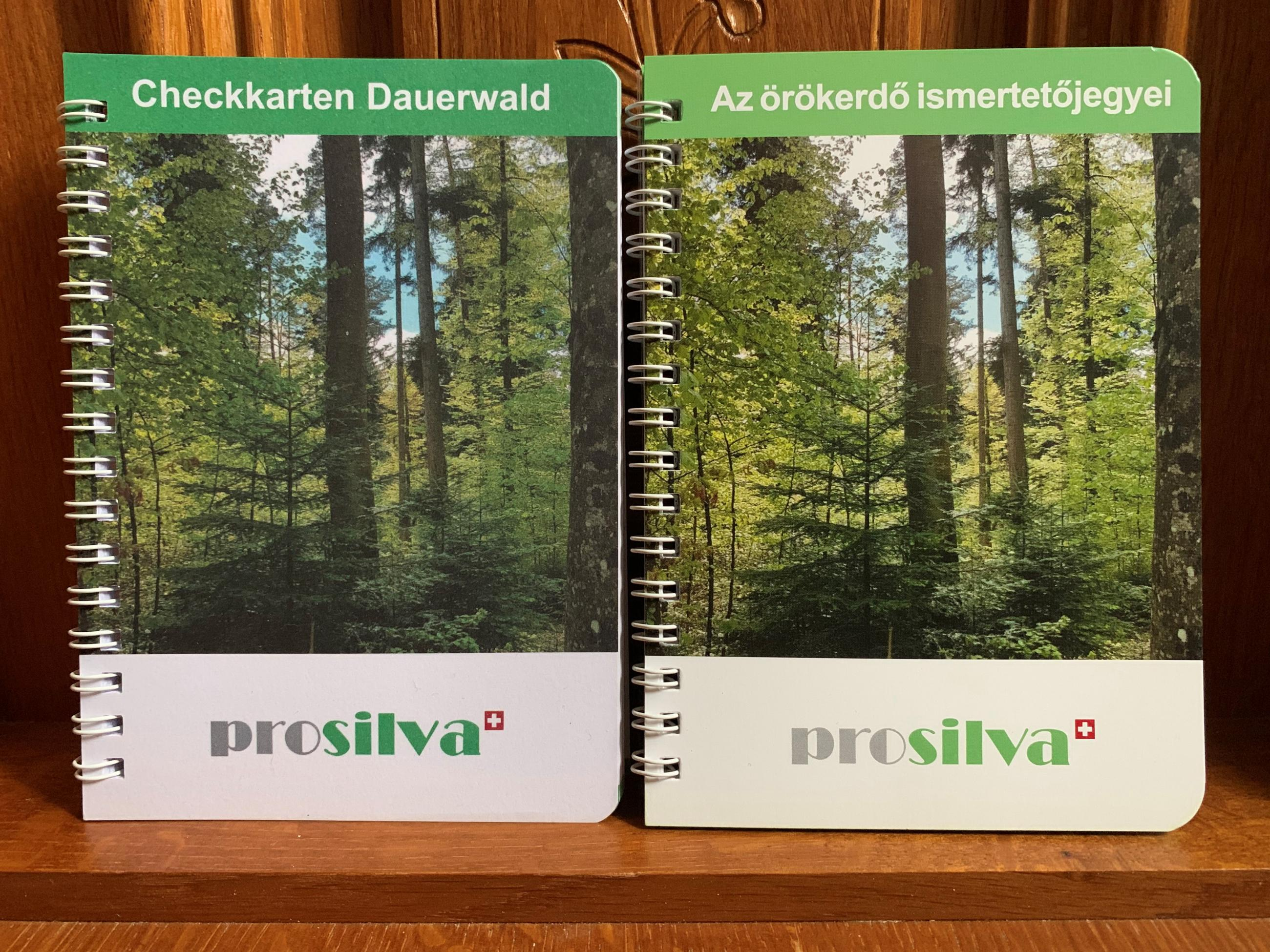 Az örökerdő-gazdálkodást segítő, hiánypótló szakmai kiadvány jelent meg - Megrendelhető!