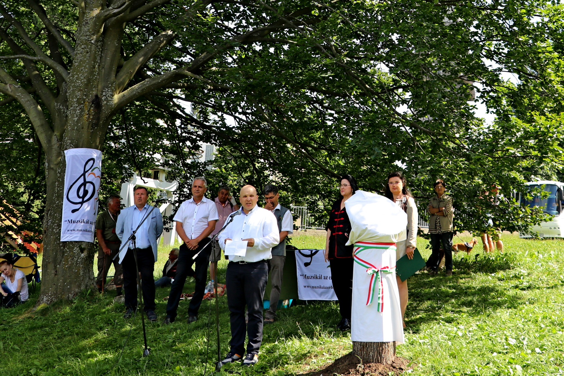 A Kékestetőn zárult a Muzsikál az erdő - Mátrai Művészeti Napok idei rendezvénysorozata