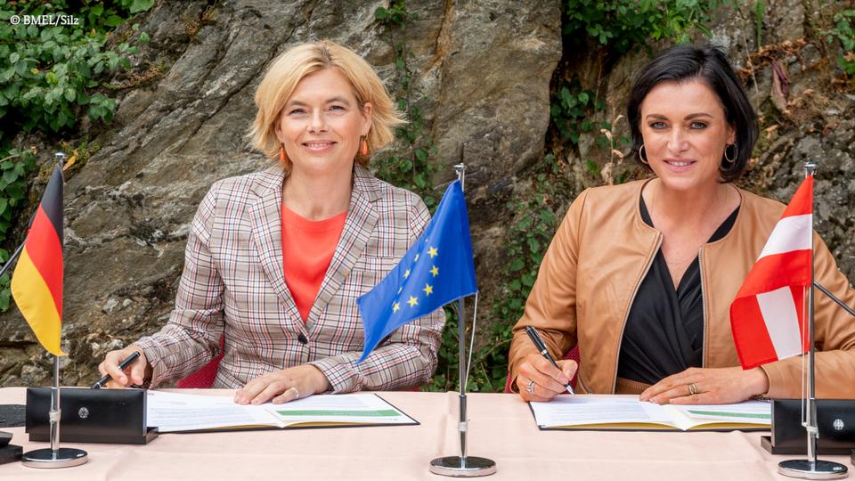 Német-osztrák agrárminiszteri közös elutasító nyilatkozat az EU Erdészeti Stratégiájáról
