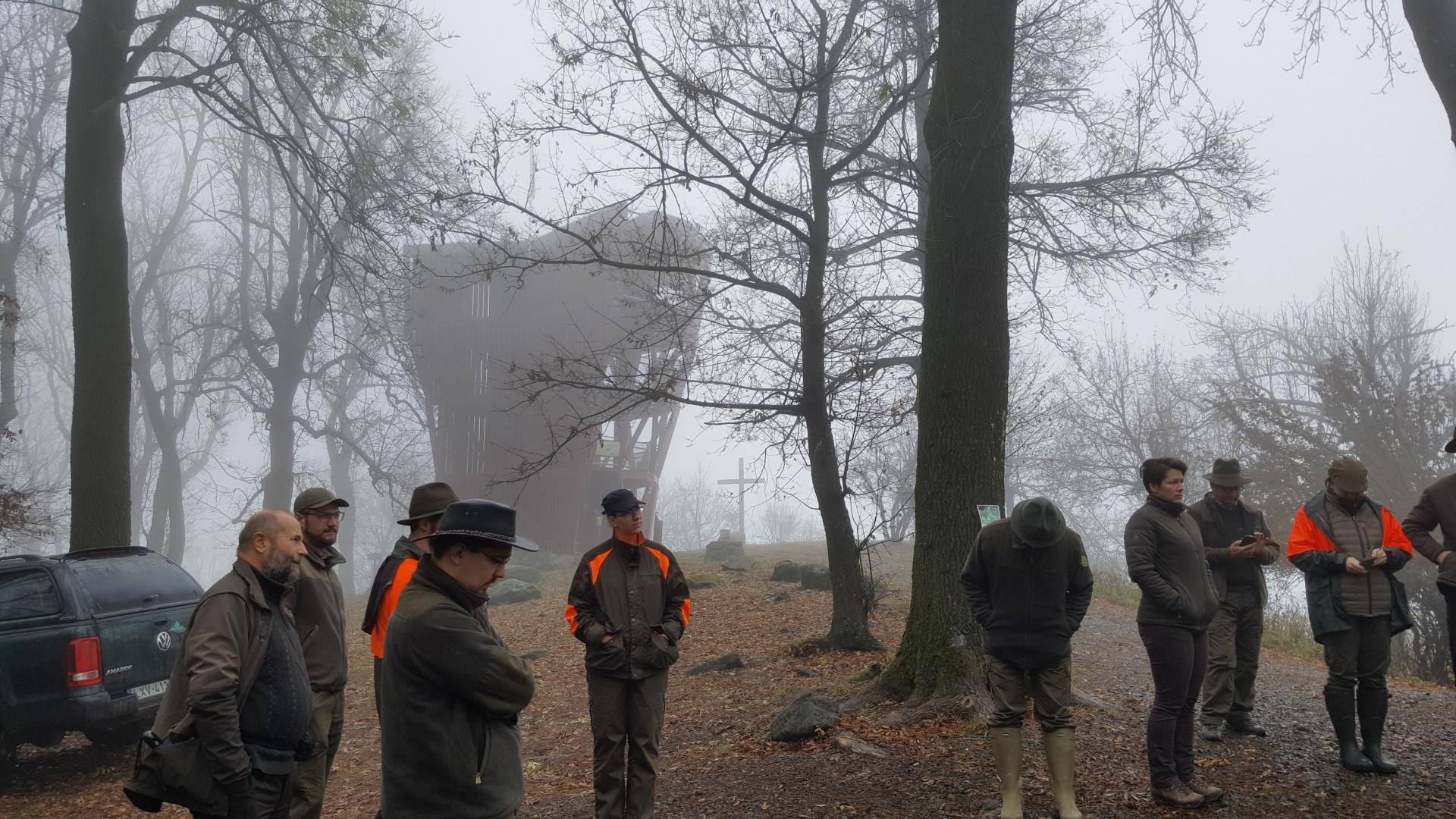 Erdőfeltárási és Erdőművelési Szakosztályok a Pilisi Parkerdő Zrt.-nél