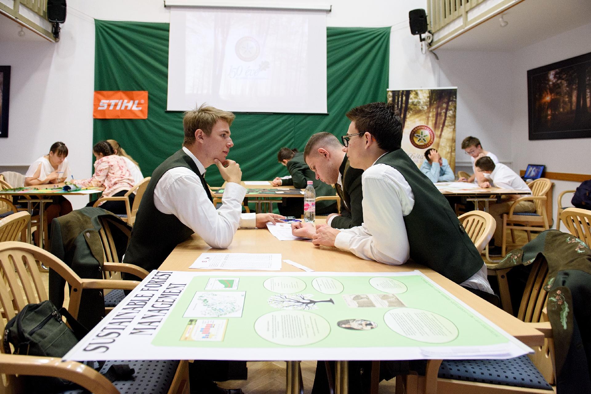 Fiatalok Az Európai Erdőkben – 2020 - Versenyfelhívás